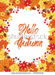 thanksgiving autumn fall sale banner flyer stock vector 702528430