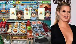 jeux de cuisine cooking cooking fever on a testé l application cuisine préférée de khloe