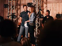 dierks bentley evelyn day bentley thomas rhett and wife lauren raise 250k for orphans and may