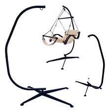 oncloud hanging hammock chair c stand only heavy duty indoor