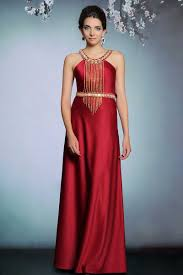 strapless beaded red lace prom dresses with corset top red prom
