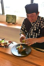 cuisine so cook japanese food by a cuisine chef yanai city yamaguchi