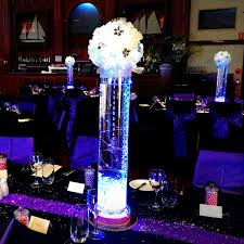 flower arrangements with lights romantic wedding decoration battery operated mini led lights small