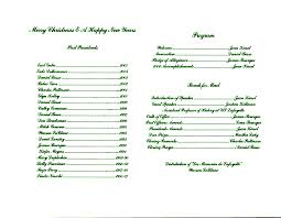 program samples for christmas party free download programs