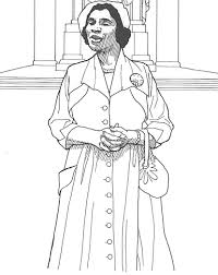 project for awesome black history month coloring book at children