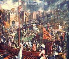 zara siege 1204 fourth crusade of 1202 1204 captures zara for venice and