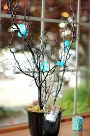 manzanita branches centerpieces manzanita branch centerpieces