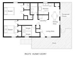 free single story house plans pertaining to property