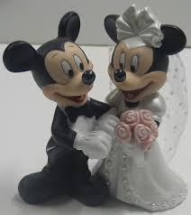 mickey minnie cake topper your wdw store disney cake topper porcelain figure mickey
