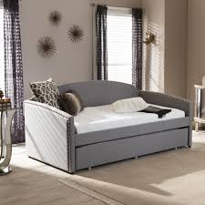 Couch Trundle Bed 4 Benefits Of A Trundle Day Bed Tomichbros Com