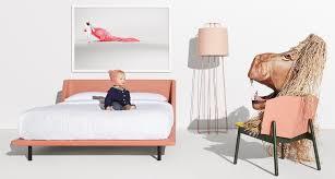 Blu Dot Furniture by Nook Queen Bed Modern Queen Bed Blu Dot