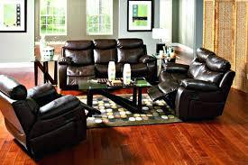 Genuine Leather Reclining Sofa Classic Milano Leather Recliner Sofa Set Scandlecandle Com