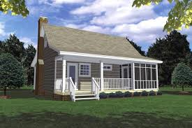 house plans with front and back porches house plan 348 00166 cottage plan 600 square 1 bedroom 1