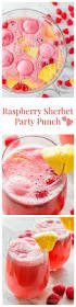 Southern Comfort Punch Recipe This Sherbet Party Punch Is Perfect For Potlucks Baby Showers