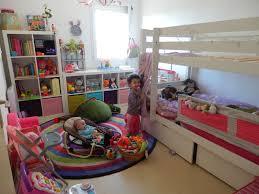 chambre fille lit superposé chambre deco look mobilier lit ans avant enfant model les fille