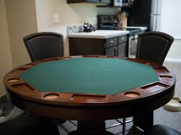 Dining Table And Pool Combination by The Best Poker Tables For Any Budget
