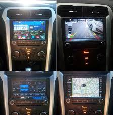 lexus is aftermarket navigation head unit aftermarket navigation head unit for ford fusion 2013 2017