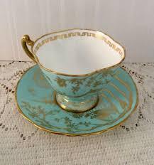 hammersley co vtg bone china teacup caucer circa 1940 u0027s made in