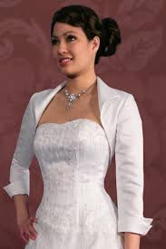 wedding dress jacket as a second focus of the wedding the bridesmaid dress bridesmaid