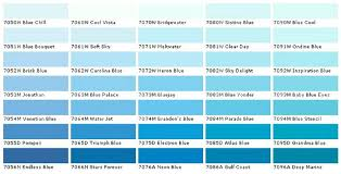 colour shades with names blue color shades code in css blue paint sle colors chart 3 blue