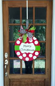 ornament door hanger by southernwhimsystyle