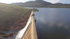 wichita mountains wildlife reserve oklahoma lake jed johnson dam