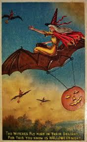 312 best halloween vintage post cards images on pinterest