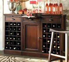 Wine Bar Cabinet Furniture Modern Wine Cabinet Superfoodbox Me