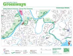 Map Of Tennessee River by Nashville U003e Parks And Recreation U003e Greenways And Trails U003e Maps
