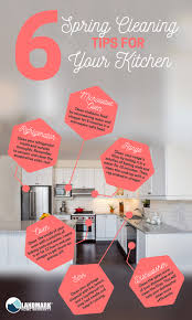 cleaning tips for kitchen 6 easy kitchen spring cleaning tips