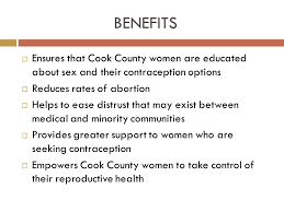 take control birth control options lead to healthy communities