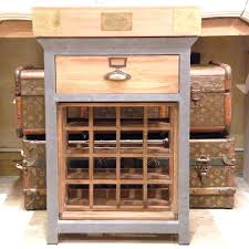 wine rack kitchen island wine rack butcher block cart with wine rack butcher block island