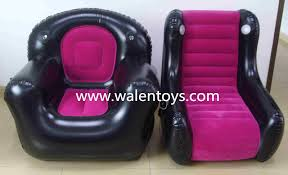 Blow Up Sofa Bed by Air Lounge Sofa Bed Indoor Inflatable Sofa Chair Living Room