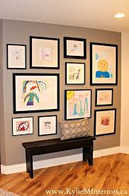 Picture Frame Hanging Ideas Best 25 Large Walls Ideas On Pinterest Decorating Large Walls