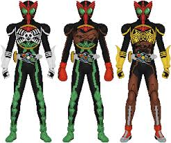 kamen rider ooo extra combos by taiko554 on deviantart