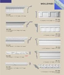 Interior Molding Designs by First Class Building Products Interior Crown Moulding Styles
