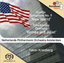 Us Flag 1860 Ptc5186019 Dvorak Symphony No 9 Tchaikovsky Romeo And Juliet