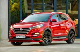 hyundai jeep models hyundai tucson sport announced in south africa gets 150kw tune