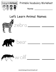 create vocabulary worksheets worksheets