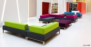 Designled Reception Sofas Simple Reception Furniture Spaceist - Office sofa design