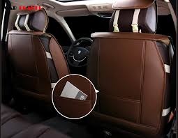 honda crv seat cover front rear special leather car seat covers for honda crv xrv
