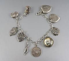 Paris Themed Charm Bracelet Best 25 Vintage Charm Bracelet Ideas On Pinterest Chanel