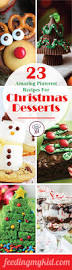 Decorative Christmas Desserts 23 Amazing Pinterest Recipes For Christmas Desserts