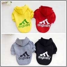 online get cheap dog hooded sweatshirt aliexpress com alibaba group