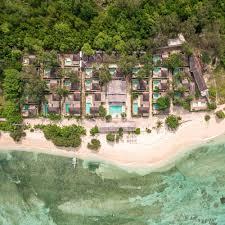 avia villa resort gili meno lombok hotels villas beachfront