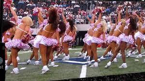 Cowboys Cheerleader Halloween Costume Cheerleaders Candyman Pink
