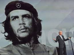 who is the founder of mercedes mercedes glorifies totalitarian murderer che guevara