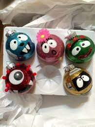 couldn t find yo gabba gabba ornaments for so i made my