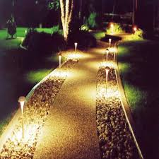 Install Landscape Lighting - how to install outdoor landscape lighting with regard to how to
