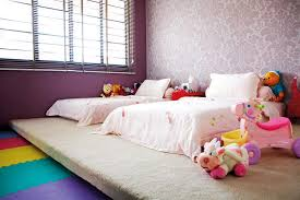 Toddler Platform Bed 7 Great Children U0027s Bedrooms In Hdb Flats Home U0026 Decor Singapore